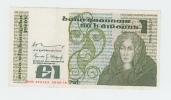 IRELAND REPUBLIC 1 POUND 1978 AXF P 70b  70 B - Irlanda