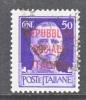 Italy 3  (o) - 4. 1944-45 Social Republic