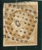 OBLITERATION DE PARIS Lettre Baton C   SUR N° 13 A Bistre Brun- LOT 1217 - Marcophilie (Timbres Détachés)