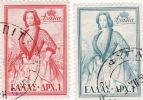 M 1956 Grecia - La Regina Amalia - Grecia