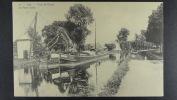 Ath Vue Du Canal Et Pont Carré - Ath