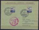 Luftschiff Hindenburg: 1-8-1936 Olympia Fahrt - Frankfurt- Pinneberg / Holstein / Berlin Trip Number 32 - Deutschland