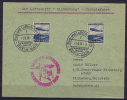 Luftschiff Hindenburg: 1-8-1936 Olympia Fahrt - Frankfurt- Pinneberg / Holstein / Berlin Trip Number 32