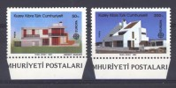 Europa  -  1987  -  Turquie  Chypre :  Yv  188-89  ** - 1987