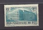 France:n° 424* Mimnistère Des PTT - France