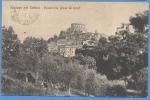 Soriano Nel Cimino  Panorama Preso Da Nord - Viterbo