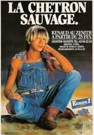 Carte Postale D'artiste / Movie Star Postcard - Renaud (#3350) - Music And Musicians