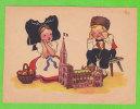 Costumes Alsaciens - Alsace