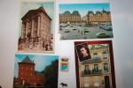 Ardennes - Lot De 4 Cartes Charlevilles Mézières - Charleville