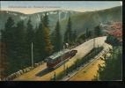 Haut Rhin Schluchtstrasse Mit Hohneck Hochvogesen Tram Train Hartmann 1923 - Non Classés
