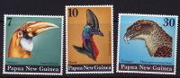 PNG 1974  Birds  Sc 399-401  **  MNH - Papouasie-Nouvelle-Guinée