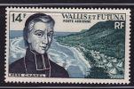 Wallis Et Futuna 1955  Saint Pierre Chanel  Maury PA 15 ** - Wallis-Et-Futuna