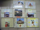 Lot De 8 -calendriers -- Ptt  1969-1971-1972-1976-1973- 1957-1968-1974- Dimensions 28x21  -oller--charente - Calendriers