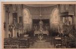 Sars La Buissière  Intérieur De L'Eglise - Lobbes