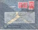 Brazil  AEROPHILATELIC COVER Via To U.K.  ZEPELLIN - Airmail