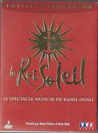 Dvd Le Roi Soleil Coffret - Comédie Musicale