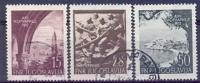 YU 1952-704-6 DAY OF WAR NAVE, YUGOSLAVIA, 1 X 3v, Used - Yougoslavie