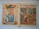 LE PETIT JOURNAL N° 1932 01/01/1928 REVEIL DU FAKIR TO KHA A STUTTGARD + CALENDRIER 1928 - Le Petit Journal