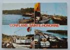 CONFLANS SAINT HONORINE LA FETE DES BATELLIERS - Conflans Saint Honorine