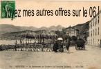 """MENTON VENTIMIGLIA   Le """"RESTAURANT Des GROTTES"""" à La Frontière Italienne - Menton"""