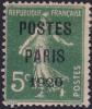 *PROMO* Préo N° 24 Usagé TB (Cote 170€) - 1893-1947