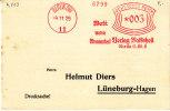 D-Berlin 1929. Presse Press. Werbt Neue Abonnenten Verlag Volksheil (4.223) - Briefe U. Dokumente