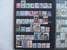 VEND LOT DE 250 TIMBRES DIFFERENRS DES U.S.A. , 1958-2004 !!!! (b) - Collections