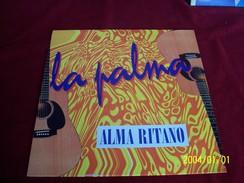 ALMA RITANO °  LA PALMA - 45 T - Maxi-Single