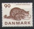 DINAMARCA 1975  **  MNH  GATOS - Domestic Cats