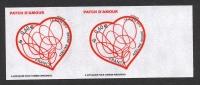 France 2012 - Patch D´ Amour (20 Gr) ** - Adeline André (AUTOADHESIF) - Frankrijk