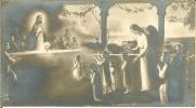 España--Imagen Religiosa--Margenes Dorados- -NB 408 - Imágenes Religiosas