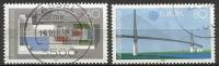 1987 Germania Federale - Usato / Used - N. Michel 1321-1322 - Usati