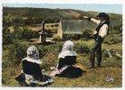 Costumes De Baud - Locminé - Melrand (Morbihan), Folklore De France... La Bretagne N° 5, Artaud, 1965 - Francia