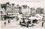 CPA Calais, Le Marché De La Place D'Armes (pk4398) - Calais