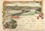 Cpa Souvenir De Boulogne-sur-Mer / Précurseur 1898 (Rare). - Boulogne Sur Mer