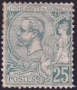 25c Albert Ier Neuf (*) TB (Y&T N° 16, Cote *: 350€)