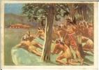 España--Chocolates-- Jaime Boix S.A.--.-Alfonso De Ojeda-- El Primero De Los Conquistadores De America - Chocolate