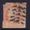 *PROMO* 40c Cérès Orange Pâle De 1849 à -18€ ! (Dallay #5a, Cote: 750€) - 1849-1850 Cérès