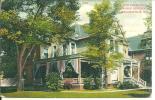 états Unis   Vice President Fairbanks Residence Indianapolis - Etats-Unis