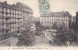 22e - 42 - Saint-Etienne - Loire - Place Dorian Et L'Hotel De France - Saint Etienne