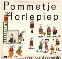* LP *  POMMETJE HORLEPIEP (Bram Biesterveld) - POM KOMT OP VISITE (Holland 1980 Ex-!!!) - Kinderen
