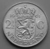 Deux 1/2 Gulden  1961 - [ 8] Monnaies D'or Et D'argent