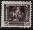 CZECHOSLOVAKIA   Scott #  B 128*  VF MINT Hinged - Czechoslovakia