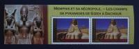 G1 Nations Unies (Genève) : Patrimoine Mondial  ( EGYPTE ) 2005-531 - Neufs