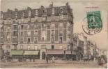 CPA 75 PARIS XII Rue Montgallet Et Rue De Reuilly Commerces Carte Colorisée Série Tout Paris N° 780 1908 - District 12