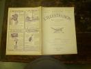 1917 Pétain Et Poilus ;Médailles ; Cardinal Luçon ;La Fayette ;USA ;BOIS Des BUTTES Et VILLE Aux BOIS;Cuisine De Demain - Zeitungen