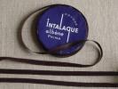Ruban Galon Couleur Chocolat Pon 9570  Intalaque Albène L 4.10m L 0.7cm.  Voir Photos. - Dentelles Et Tissus
