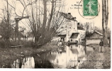 MEUNG Sur Loire,le Moulin - Francia