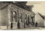 Carte Postale Ancienne Lepine Puits Berault - Le Café, Tabac Quenehen Delobel - Frankrijk
