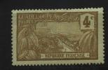 Guadeloupe   Neuf *   N° 57    Cote   0,30 €     Au Quart De Cote - Sin Clasificación
